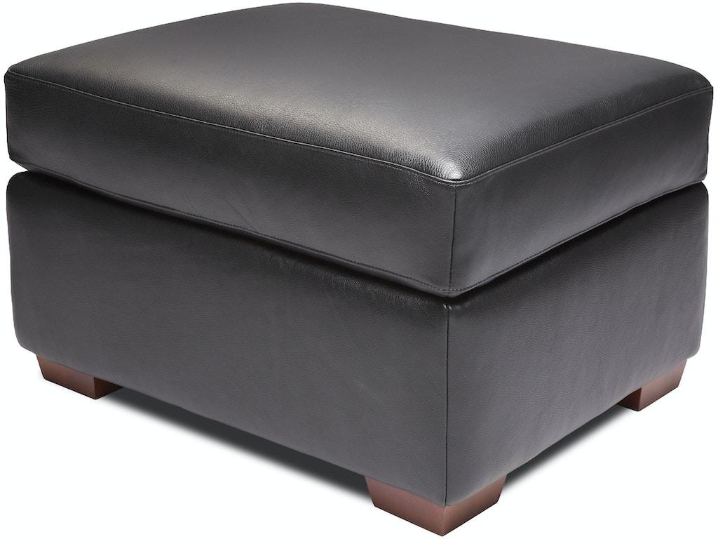 American Leather Living Room Ottoman LIS-OTO-ST