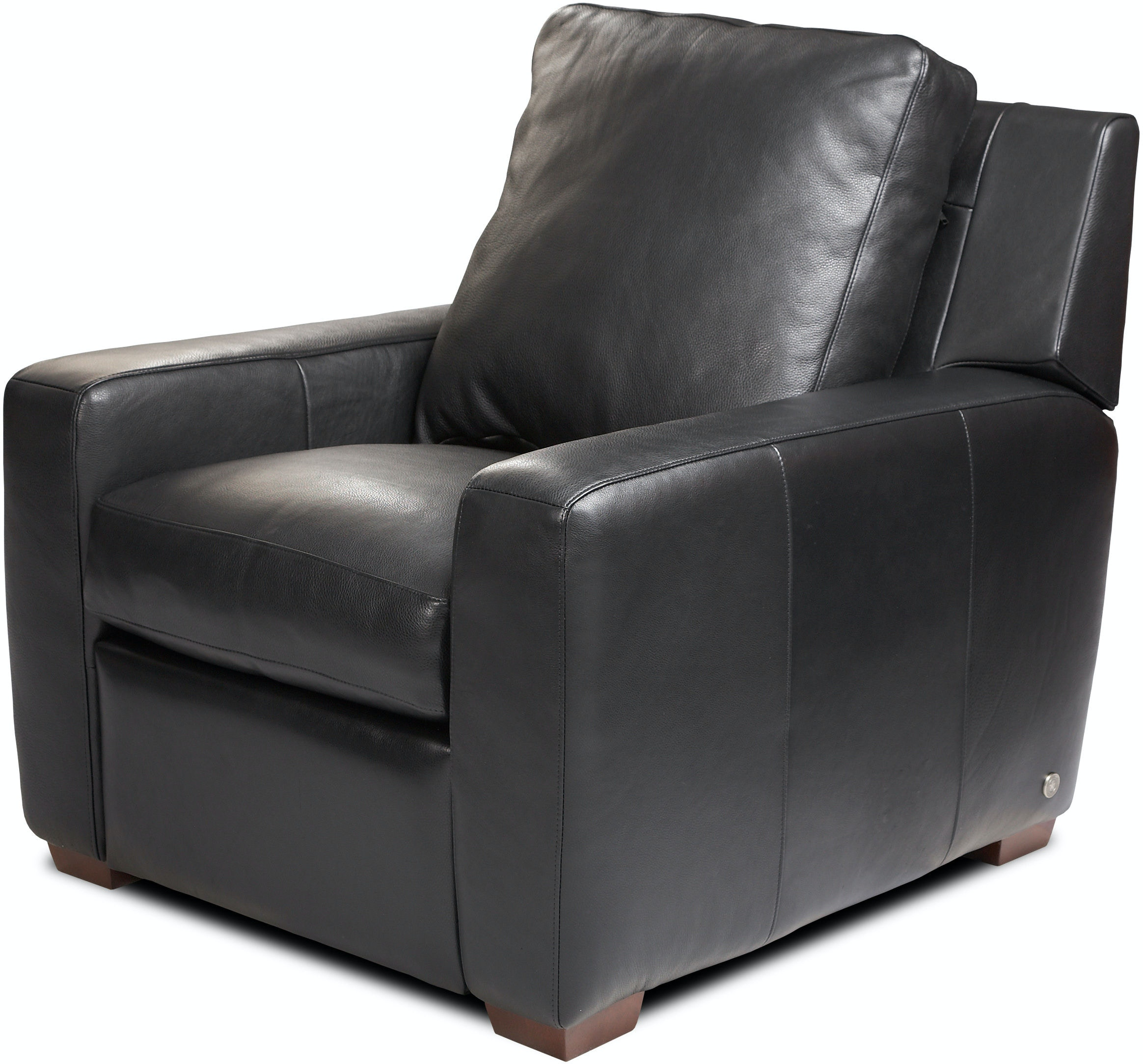 American Leather Living Room Recliner Chair Lis Rec St