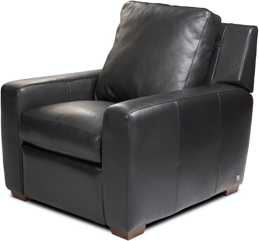 Fabulous American Leather Living Room Recliner Chair Lis Rec St Bralicious Painted Fabric Chair Ideas Braliciousco