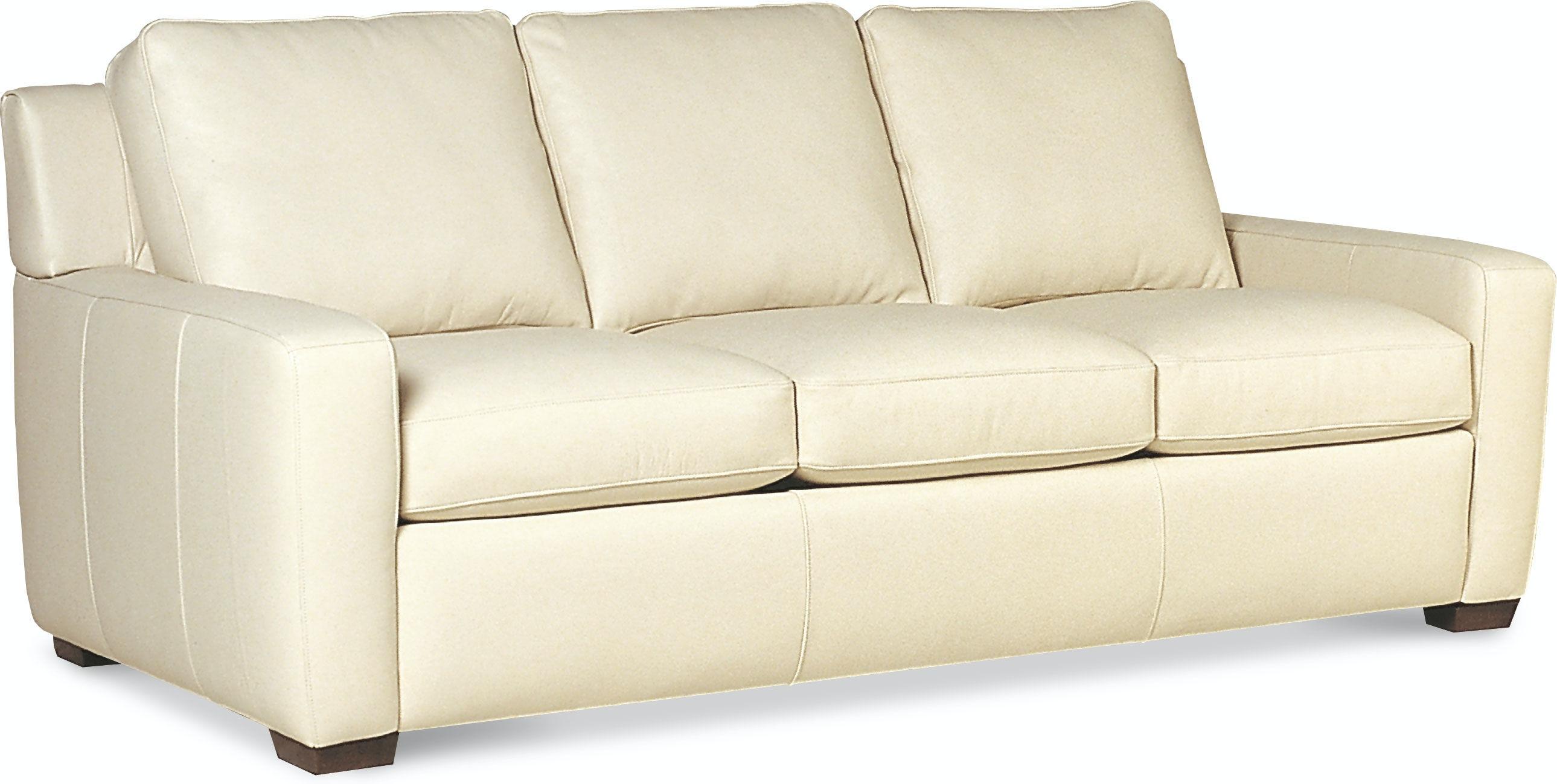 American Leather Three Cushion Sofa LIS SO3 ST