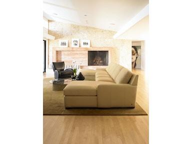 Fine American Leather Living Room Lisben Sectional Gormans Short Links Chair Design For Home Short Linksinfo