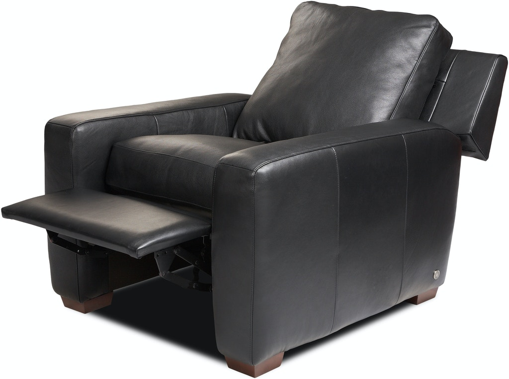 American Leather Recliner Chair Lis Rec St