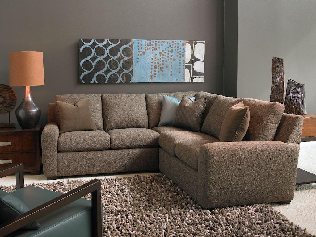 Pleasing American Leather Living Room Lisben Sectional Cottswood Short Links Chair Design For Home Short Linksinfo