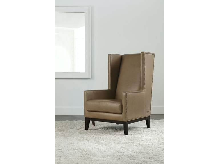 American Leather Chair MCC-CHR-ST