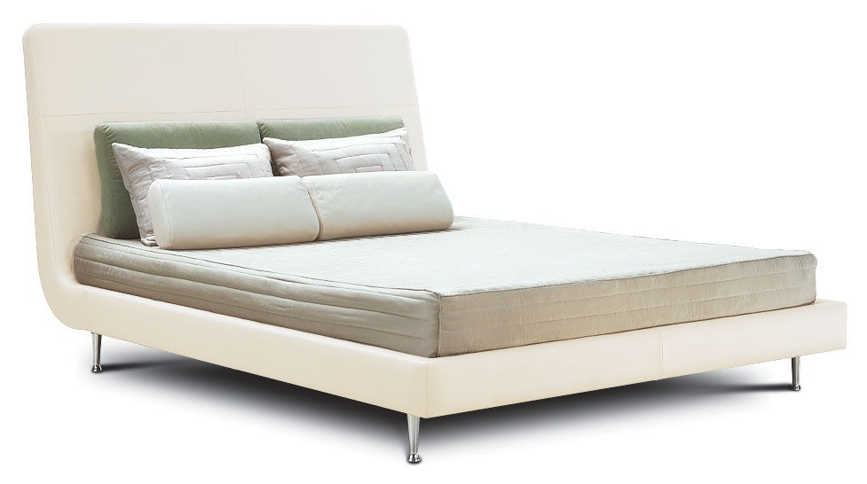 American Leather King Bed MEN BED KG From Walter E. Smithe Furniture +