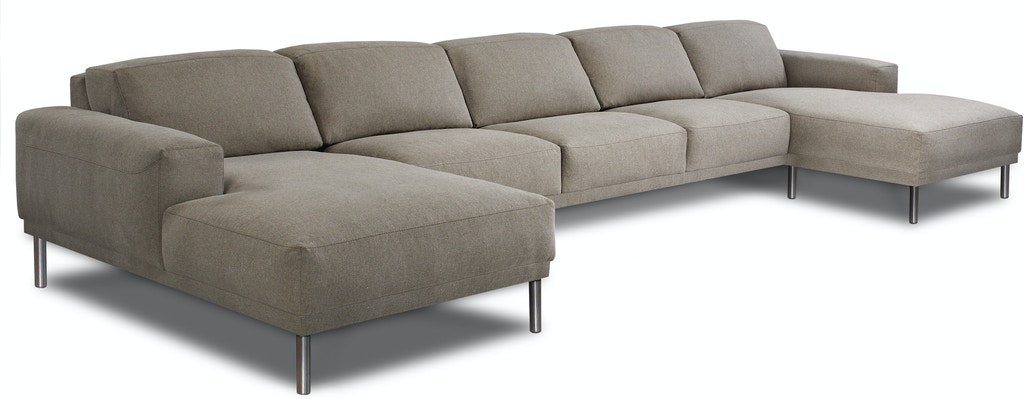 Mcarthur Fine Furniture And Interior Design ~ American leather living room meyer sectional mcarthur