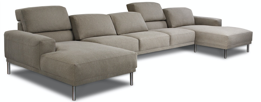 Astounding American Leather Meyer Sectional Portland Or Key Home Alphanode Cool Chair Designs And Ideas Alphanodeonline