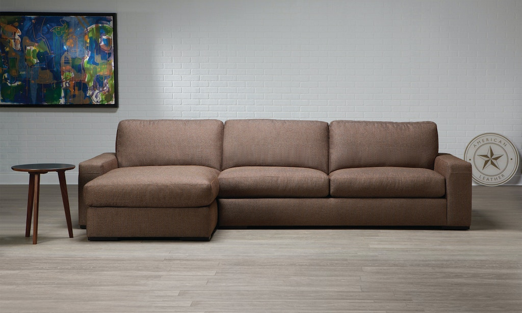 American leather westchester sectional living room for Home goods in yonkers