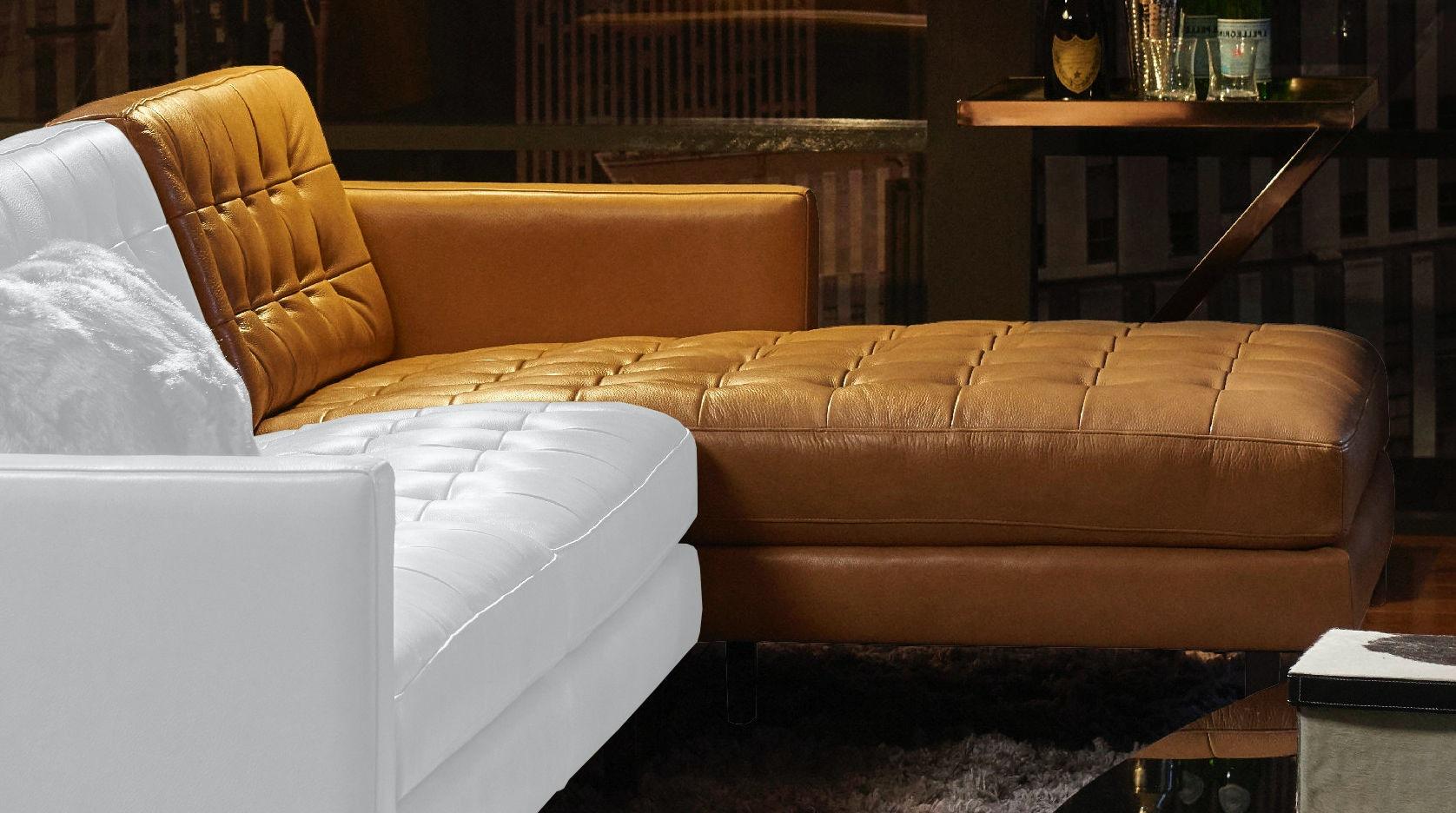 American Leather Living Room Parker Sectional Grossman Furniture  Philadelphia Pa Parker Sofa American Leather
