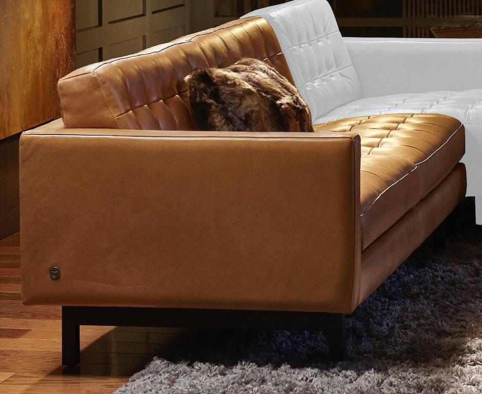 Right Arm Two Cushion Sofa Pkr Sm2 Ra