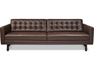 american leather two cushion sofa pkr sm2 st - American Leather Sofa