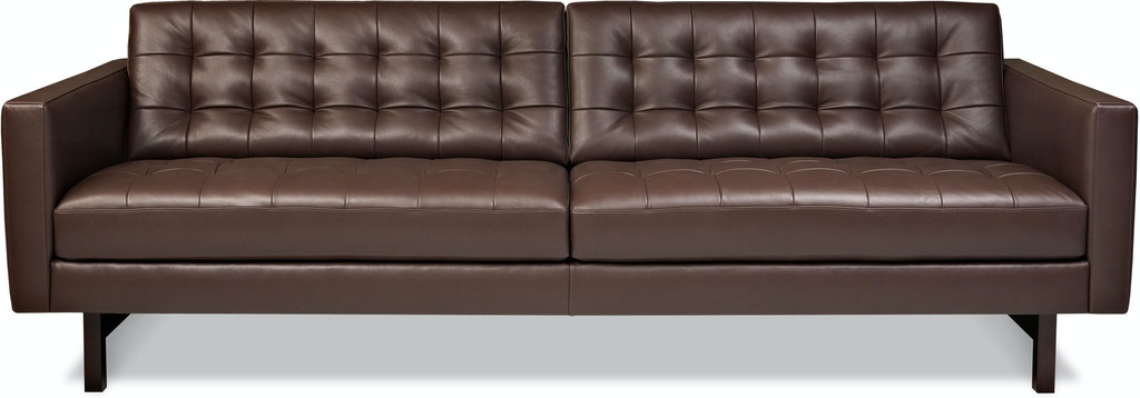 Fabulous American Leather Pkr Sm2 St Living Room Two Cushion Sofa Evergreenethics Interior Chair Design Evergreenethicsorg