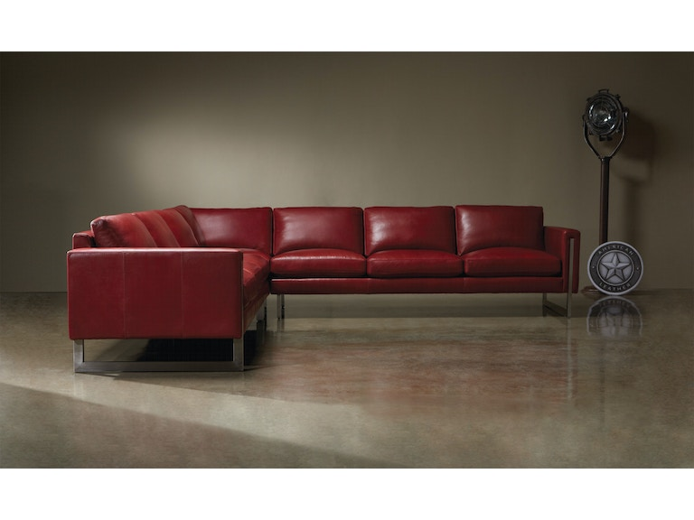 American Leather Savino-Sectional