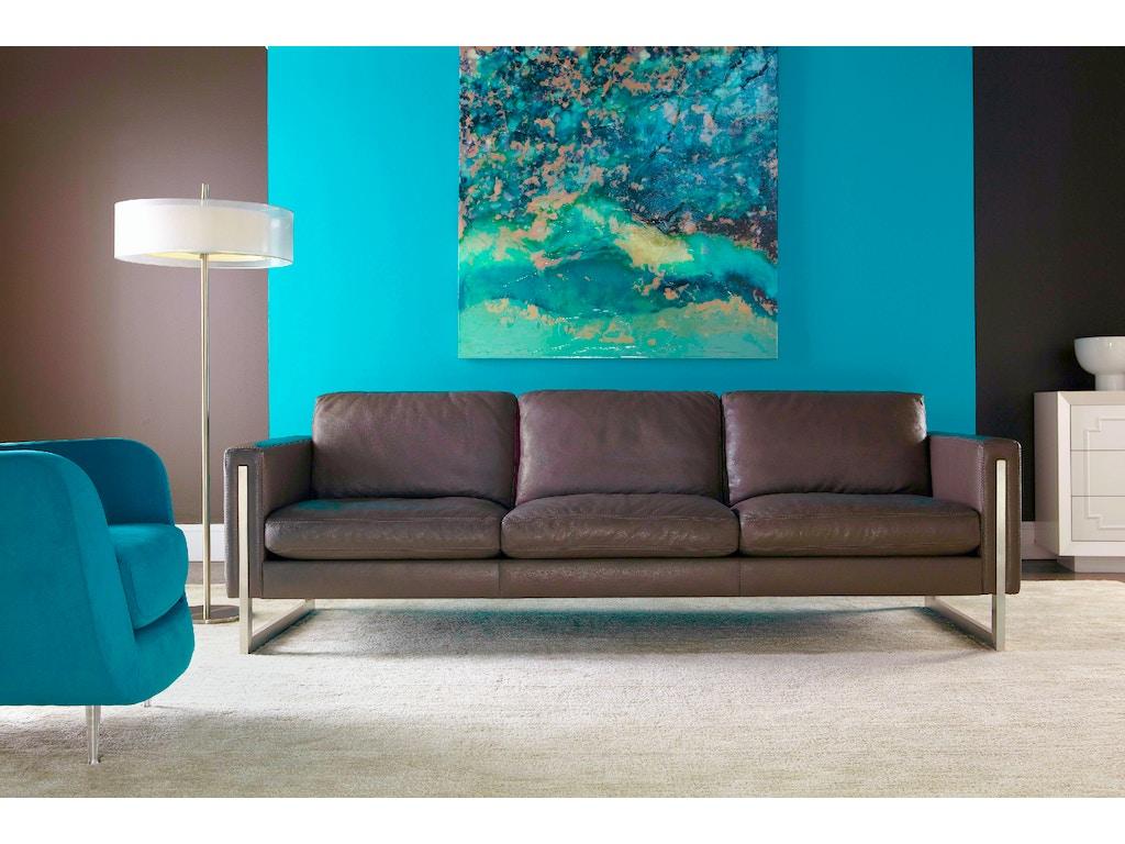 Three Cushion Sofa SNO SO3 ST