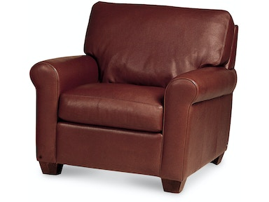 American Leather Svy Chr St Chair
