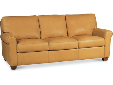 american leather three cushion sofa svy so3 st - American Leather Sofa