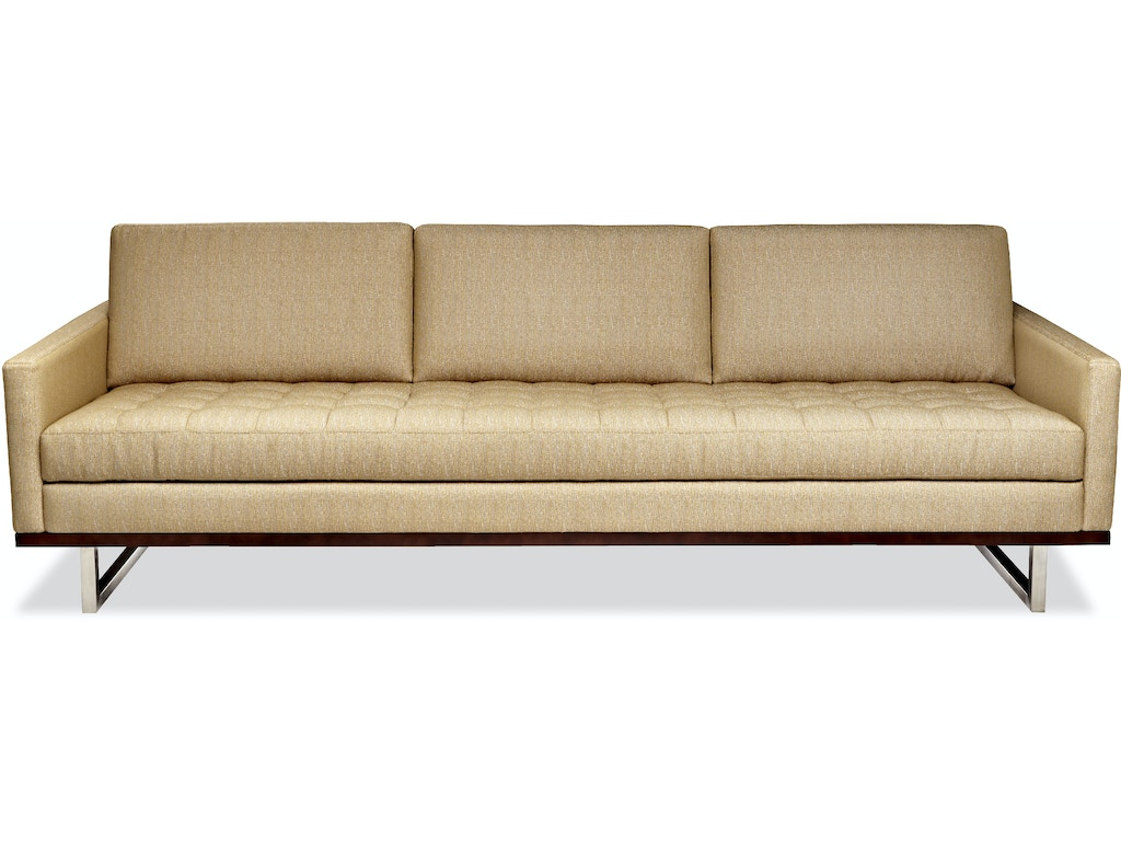 American leather living room one cushion sofa ttn so3 st for American furniture leather sectional