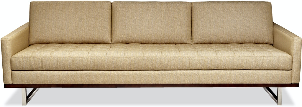 American Leather One Cushion Sofa Amlttnso3st From Walter E Smithe Furniture Design
