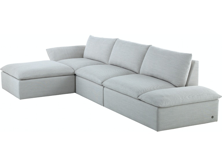 American Leather Versa-Sectional