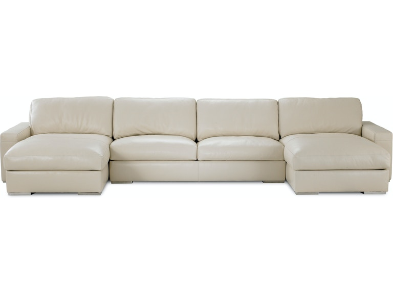 American Leather Living Room Westchester Sectional