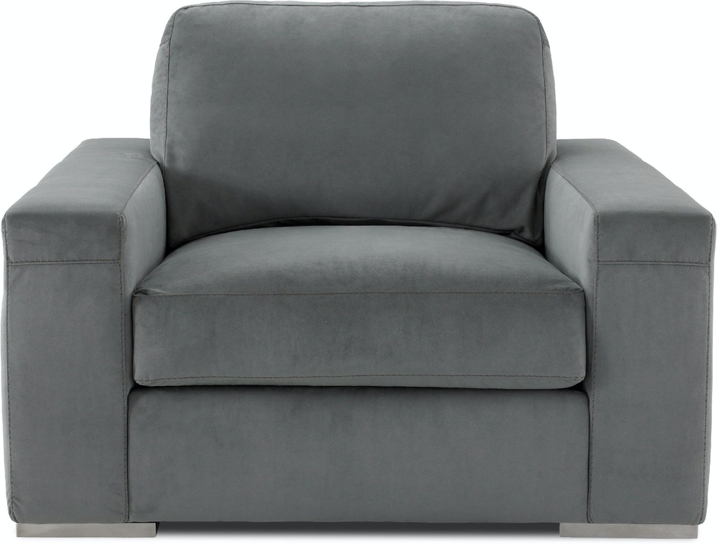 American Leather Living Room Chair Wst Chr St Stowers