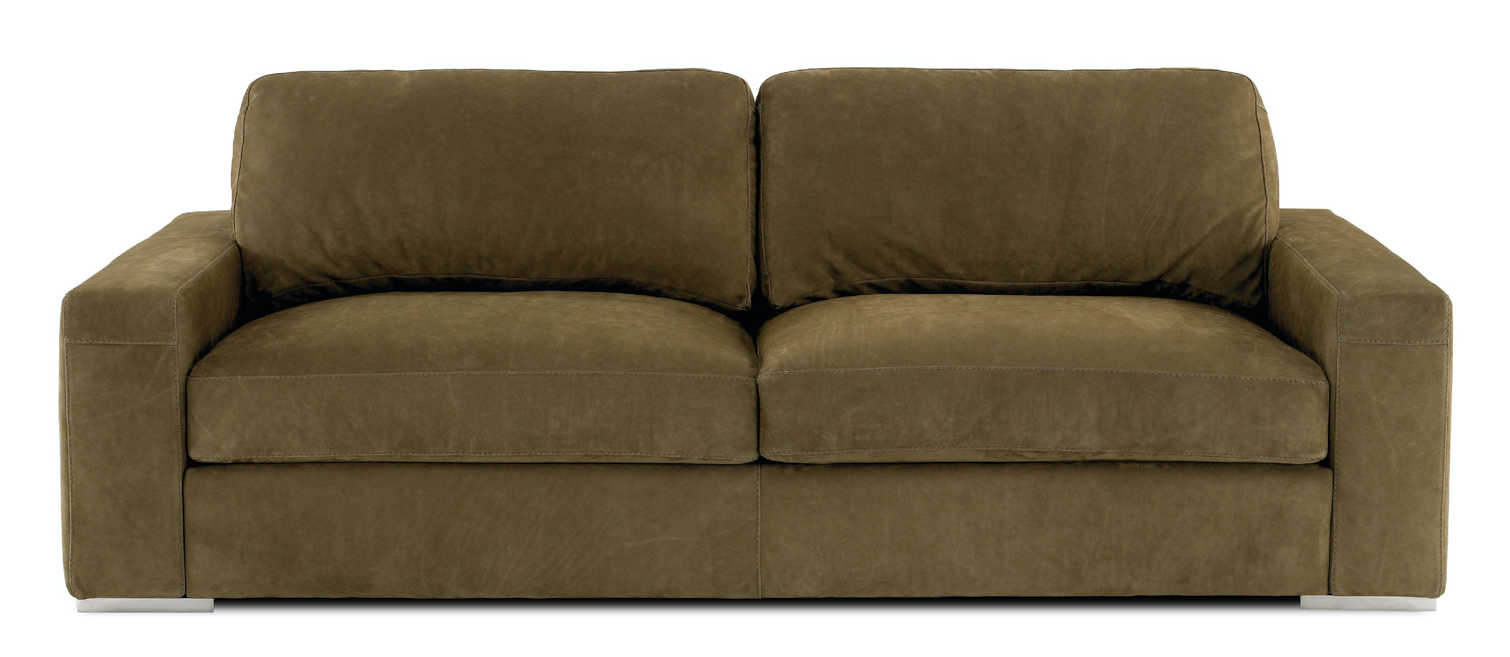 Lovely American Leather Two Cushion Sofa WST SO2 ST