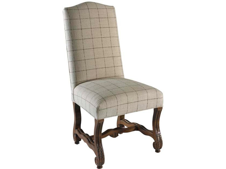 Designmaster Dining Room Strasbourg Side Chair 01 340