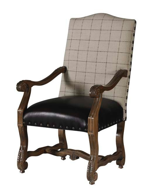 01 341. Strasbourg Arm Chair