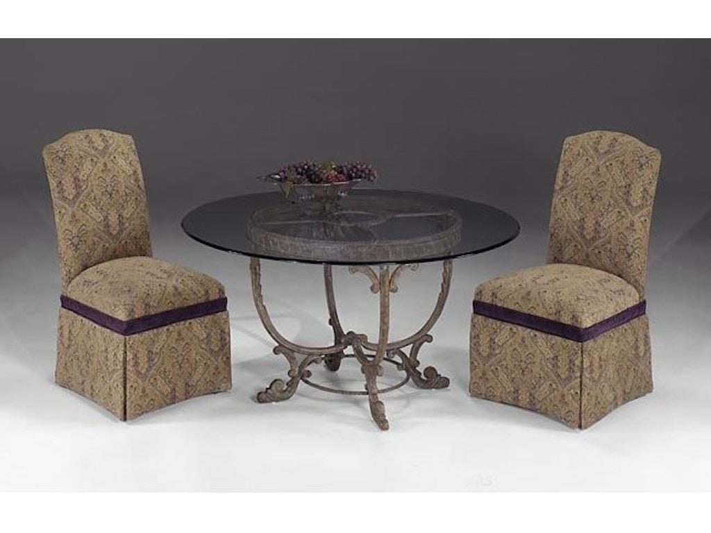 Designmaster dining room sutton dining table 07 460t 048 for Dining room johnson city tn