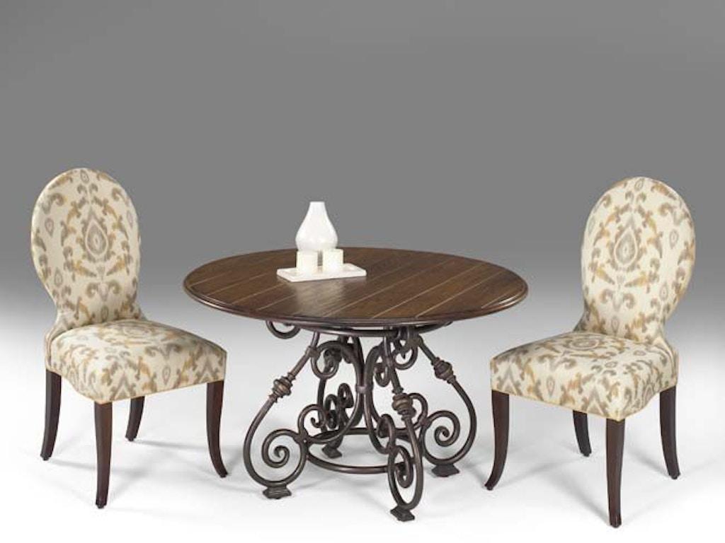 Designmaster 07 550 101 dining room loveland dining table for Dining room 101 heswall