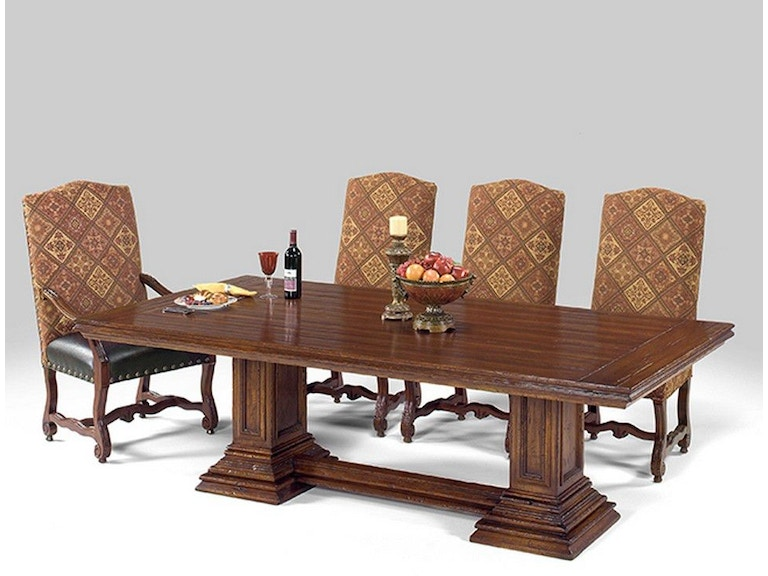 Designmaster Wellington Dining Table 07 560 096
