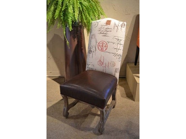 designmaster dining room strasbourg side chair 01 340 goods home furnishings north carolina. Black Bedroom Furniture Sets. Home Design Ideas
