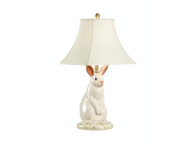 Wildwood Lamps Dignified Rabbit Lamp 10165