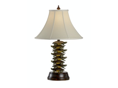 Wildwood Lamps Tiered Turtles Lamp 11765