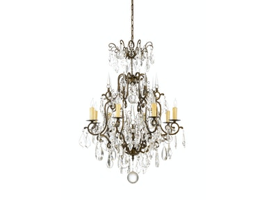 Wildwood Lamps Chandelier 1179