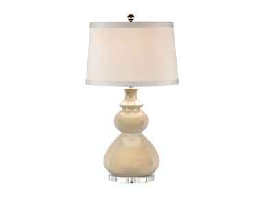 Wildwood Lamps Hatted Spheres Lamp 11867