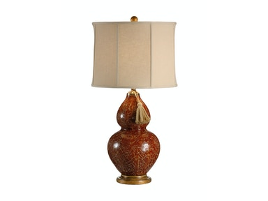 Wildwood Lamps Red Gourd Lamp 12504