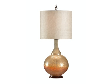 Wildwood Lamps Sunset Bottle Lamp 12566