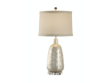 Wildwood Lamps Shell Covered Urn Lamp 13132