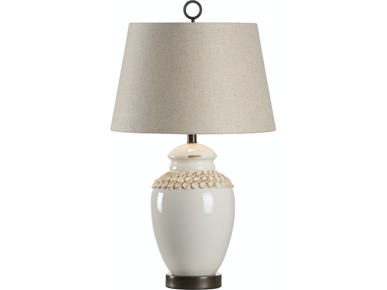 Wildwood Lamps And Lighting Salerno Lamp 17157 Mclaughlins Home