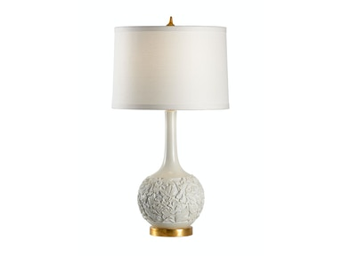Wildwood Lamps Edith Lamp - Oyster 23313