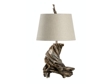 Wildwood Lamps Olmsted Lamp - Silver 23329