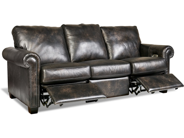 Legacy Leather Austin Motion Sofa