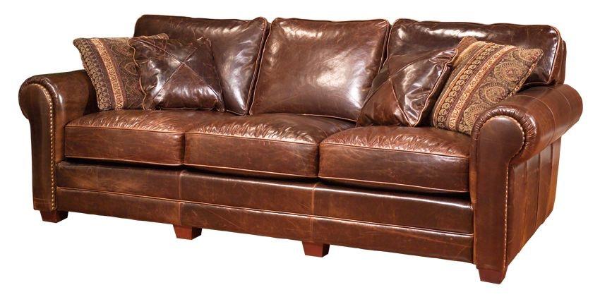 Legacy Leather Broadway Sofa