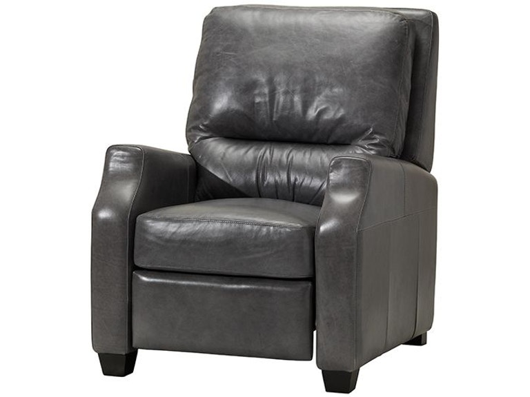 Legacy Leather Living Room Cibola Recliner Hickory