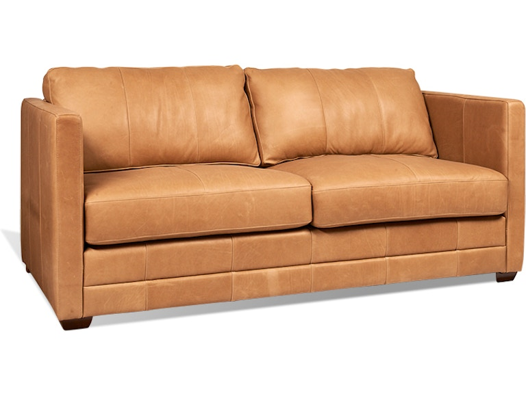 Legacy Leather Living Room Cleveland Sofa Tracys