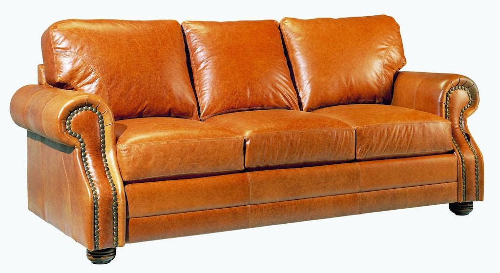 Legacy Leather Living Room Houston Sofa - Tracys Furniture ...