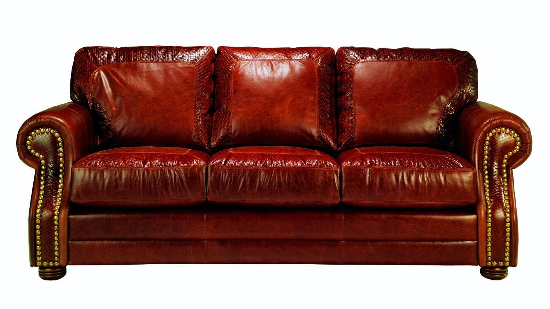 Legacy Leather Mason Sofa