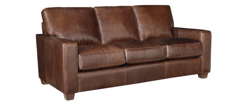 Legacy Leather Lawrence Sofa
