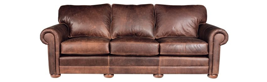 Legacy Leather Living Room Nelson Sofa At Hampton House Furniture